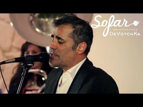 DeVotchKa - We're Leaving | Sofar Los Angeles