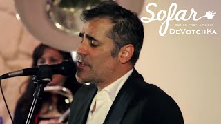 DeVotchKa - We're Leaving | Sofar Los Angeles
