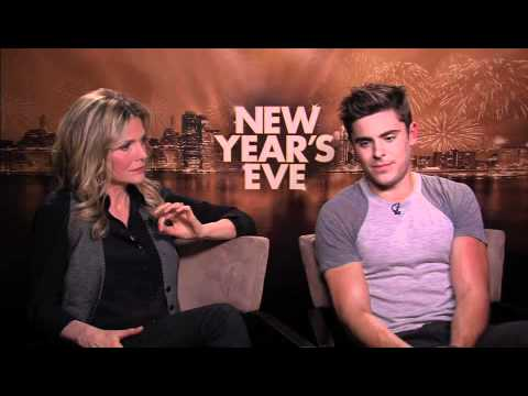 Zac Efron & Michelle Pfeiffer -- Exclusive International Onl