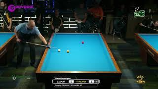 #18 - Carlos PALAFOX vs Gilbert NAJM / The 2018 California Open!