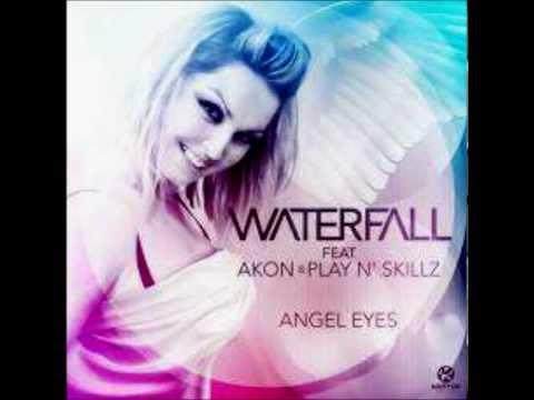 Waterfall ft Akon & Play N Skillz  Angel Eyes New 2012