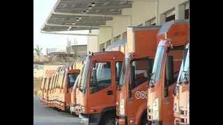 New #TNTExpress Perth depot for efficient automated parcel handling