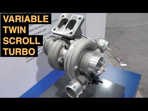 Variable Twin Scroll Turbocharger - The Future Of Gasoline Turbos?