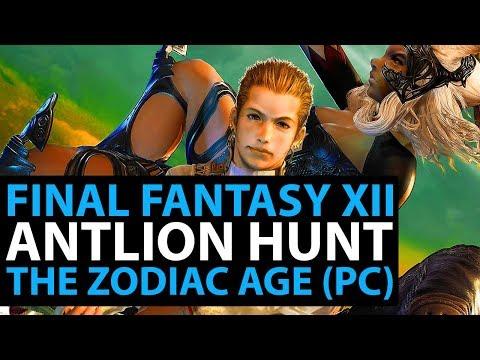 Final Fantasy 12 The Zodiac Age PC Live Stream!