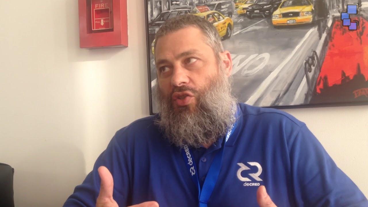 Entrevista a Marco Peereboom de Decred | CriptoNoticias