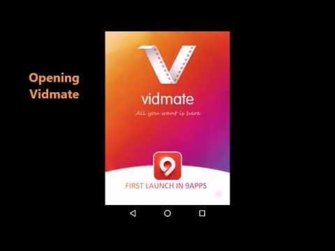 Vidmate | Movies , Songs , Videos , Apps | All In One | Itsfacile com