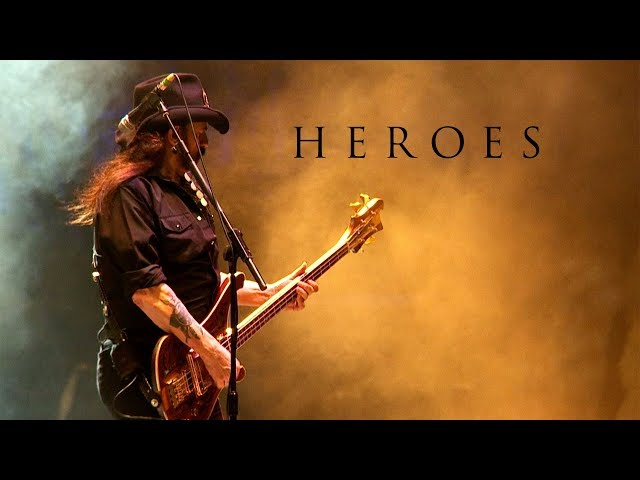 Heroes, por Motörhead