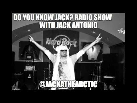 Mark Tremonti on DO YOU KNOW JACK? RADIO SHOW (Dec 21/ 2016)