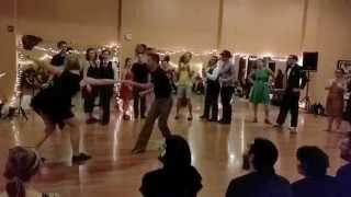 Albuquerque Jazz and Swing Soiree 2015 - Outer City Strictly - Finals
