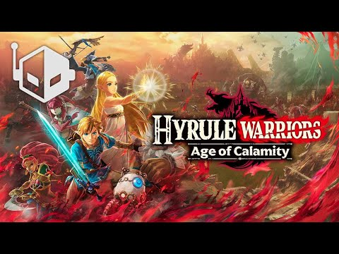 Hyrule Warriors: Age of Calamity Chapter 2 Gameplay