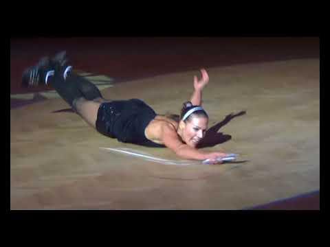 Jump Rope Girl - World's Best Jump Roper!!!  Adrienn Banhegyi
