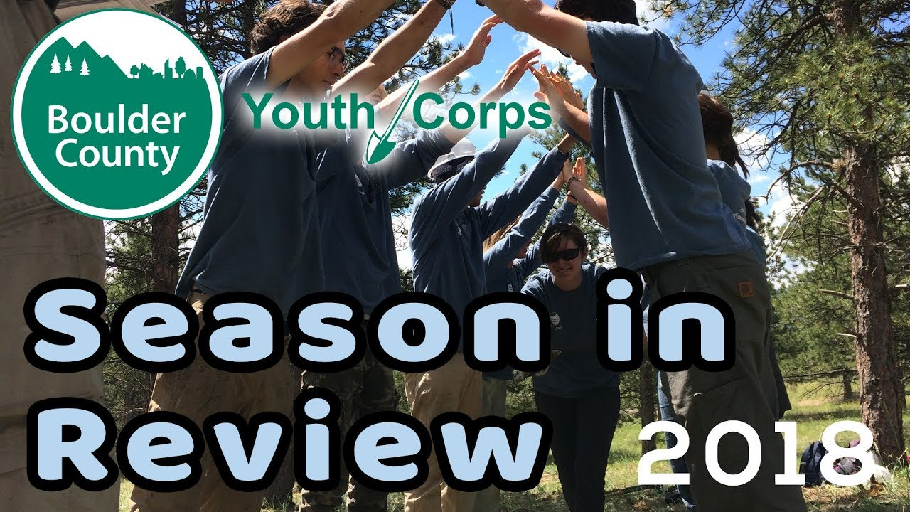 Youth Corps - Boulder County