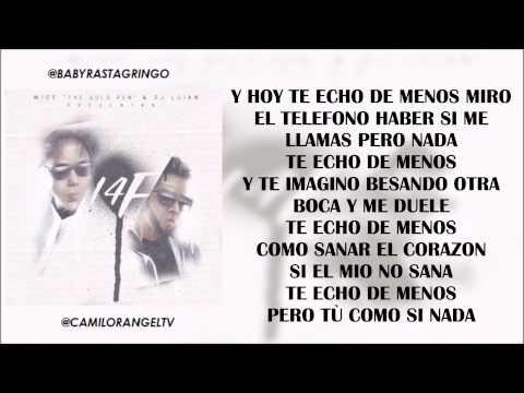 AY AY AY #14F (LETRA) - BABY RASTA Y GRINGO