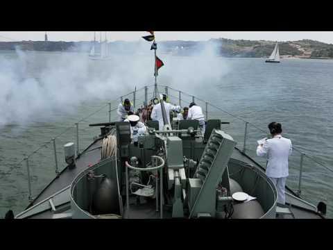 Dia de Portugal (10/06/16) - N.R.P. Cacine