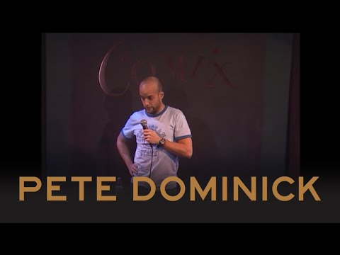Tanning Salon   Pete Dominick   Comix