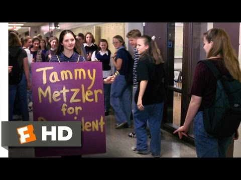 Election (3/9) Movie CLIP - Tammy Runs for President (1999) HD