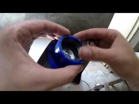Cómo hacer un corte circular a un Porcelanato o Mayólica