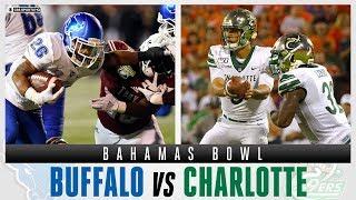 How To Bet The Bahamas Bowl With Expert Picks: Buffalo vs Charlotte   CBS Sports HQ