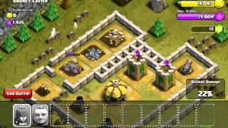 Clash of clans osa 10 (league!)
