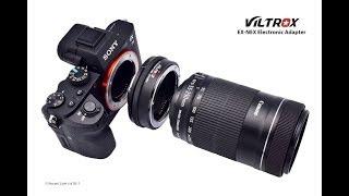 ประสบการณ์จริง การใช้ SONY A7ii + Viltrox 4 + Lens Canon | อ.ธิติ ธาราสุข ARTT Master