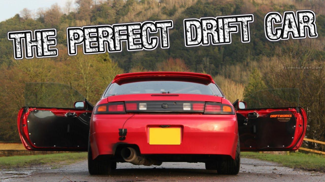 The Perfect Drift Car Nissan Silvia S14 Sr20det Youtube