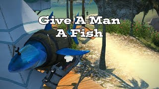 Life Lessons Through Video Games - Episode 4 - Give A Man A Fish