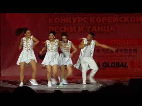 2016 KPOP festival in Bishkek, Кыргызстан  9
