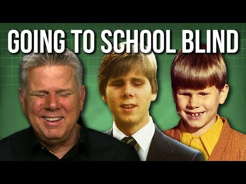 Going To School As A Blind Person