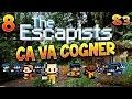 The Escapists - Ep.8 (Saison 3) - Let's Play par TheFantasio974 FR HD