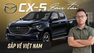 """Mazda BT-50 từ 659 triệu sắp về Việt Nam: """"điệu"""" thế này có đấu được Ranger, Triton, Hilux?"""