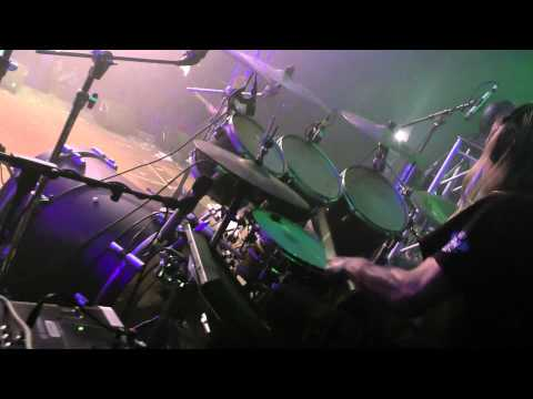 God Dethroned - Under The Sign Of The Iron Cross @ Summer Breeze Drum Vid