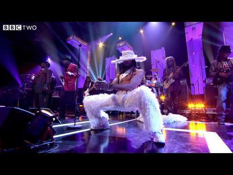 George Clinton & Parliament Funkadelic - Give Up The Funk - Later... with Jools Holland - BBC Two