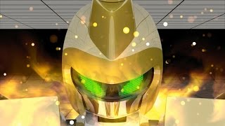 Metabee showing his Medabots moves (3D animation)