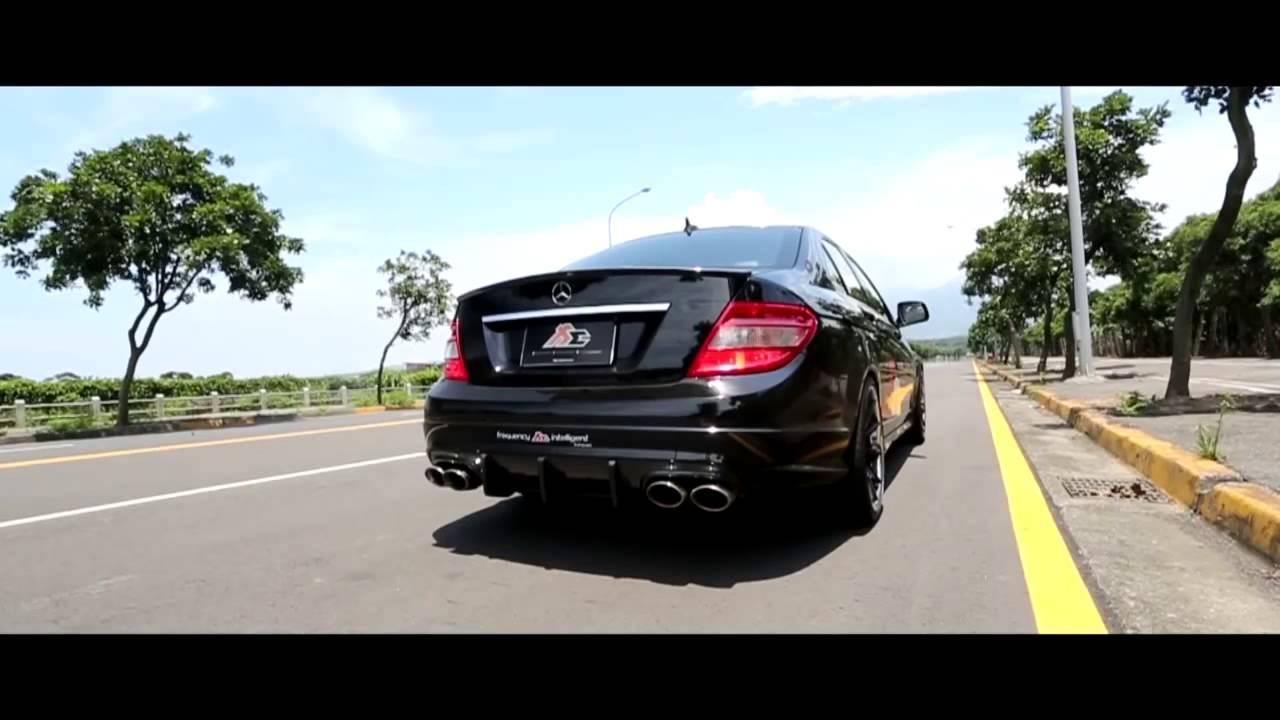 Fi exhaust mercedes benz w204 c300 frequency intelligent for Mercedes benz c300 exhaust