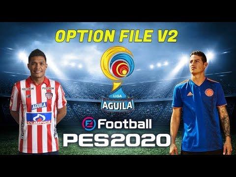 Best option file.pes 2020