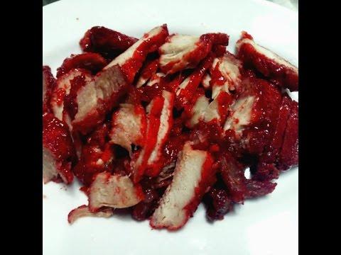resep dan tips memasak ayam merah bebek merah babi merah