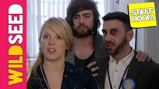 Staff Room Series - Staff Room - The Birthday Boy (Ep.1) | Wildseed Comedy