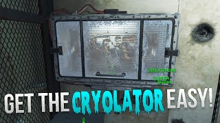 Fallout 4 How to Get The Cryolator In Vault 111 Early Easy No Lock Picking Needed