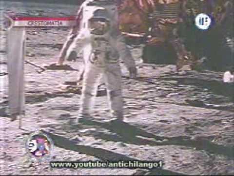 FRAUDE LUNAR - Extranormal ¿Realmente llegó el hombre a la Luna?