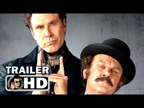 HOLMES AND WATSON Full online #1 (2018) Will Ferrell, John C. Reilly Comedy Movie