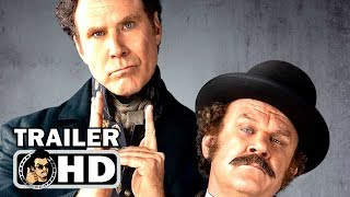 HOLMES AND WATSON Trailer #1 (2018) Will Ferrell, John C. Reilly Comedy Movie