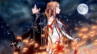 Repeat youtube video [KY0UMI] - Sword Art Online OP - Crossing Field (FULL ENGLISH)