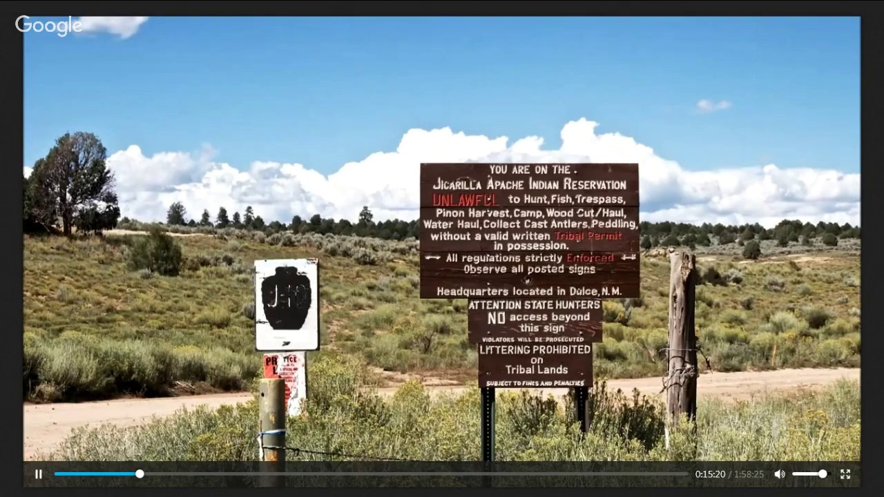 DULCE,  NEW MEXICO - UNDERGROUND BASE - TRANS-HUMANISM EXPERIMENTS - READ INFO LINKS BELOW VIDEO