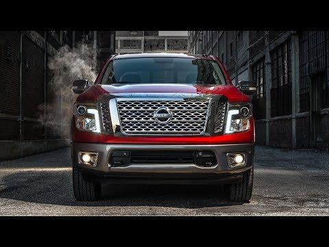 2019 Nissan Titan Diesel High Performance Truck Pro 4x