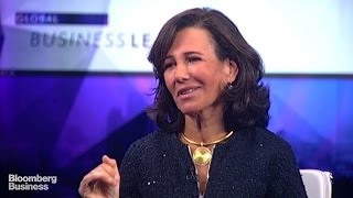 Leaders With Lacqua: Santander's Ana Botín