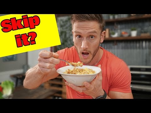 Skipping Breakfast is Bad? New Study Results