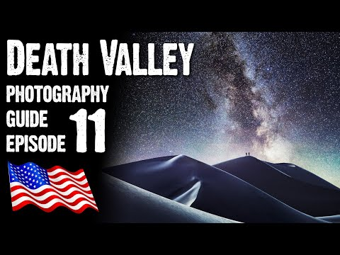 A Landscape Photography GUIDE to Death Valley National Park, California