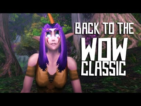 BACK TO THE WOW CLASSIC | WoW Machinima By Tigry |