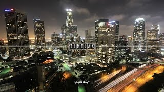 Los Angeles Time-Lapse - TimeLAX 03 - Supermoon - California