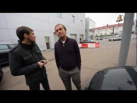 Очередная подстава - автосалон Ауди на Таганке